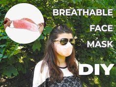 Diy Mask, Diy Face Mask, Face Masks, Sewing Patterns Free, Free Sewing, Sewing Diy, Towel Crafts, Making Faces, Cute Faces