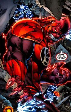 Red lantern corps / green lantern corps DC Comics  #Red #lantern #Green #Lantern #DC #heroes #atrocitus #bleez #cat #rage #blood