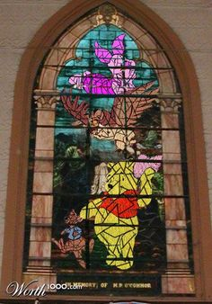 Stained Glass 3 - Worth1000 Contests