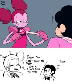 Blue Diamond Steven Universe, Steven Universe Ships, Steven Universe Movie, Steven Universe Wallpaper, Rule 34, Little Books, Anime Comics, Fanart, Cartoon Wallpaper
