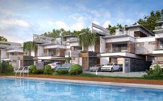 Image Of Walnut Creek 3BHK Villas In Sarjapur Road For Sale