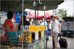 Bangkok, Thailand - Chatuchak Market - Luxury Travel Blog #travelblog #travel #bangkok