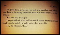 """One of my favorite parts in """"Fifty Shades Darker"""" <3."""
