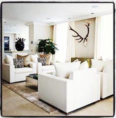 Interior, Wood, Eric Kuster Living Room, Eric Kusters, Kuster White