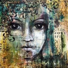 Paintings | Mixed Media Art by Jenny Grant