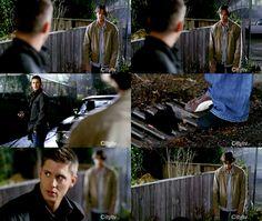 """I lost my shoe"" - Sam Winchester"