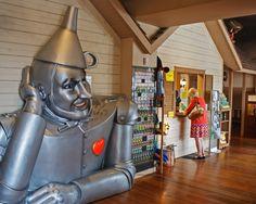 The Wonderful Wizard Of Oz Museum in Wamego KS