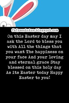 Easter Blessings Wishes and easter wishes greetings images Greetings Images, Wishes Images, Stay Happy, Are You Happy, Easter Quotes, Easter Wishes, Happy Easter Day, Wishes Messages, Good Cheer
