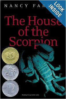 The House of the Scorpion (Matteo Alacran, ^PDF^ Téléchargement gratuit du livre Nancy Farmeraaspcaa Ya Books, Good Books, Books To Read, Amazing Books, Music Books, Samara, National Book Award Winners, Reading Groups, Reading Nooks
