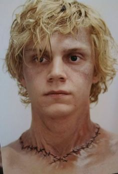 "Evan Peters (Kyle Spencer) in ""American Horror Story: Coven"" (2013)"
