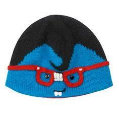 David&Goliath - I Love Nerds- Knit Hat