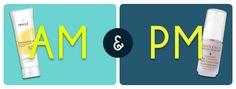 Moisturizer AM vs. PM