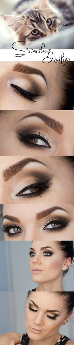 Smoky eye.....