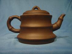 Yixing Teapot Bamboo Section Zhou Xifang