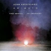 John Abercrombie | Animato    John Abercrombieguitar, Jon Christensendrums, percussion, Vince Mendozasynthesizers.  Recorded October 1989 at Rainbow Studio, Oslo.  Produced by Manfred Eicher