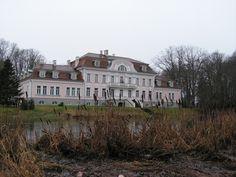 Laupa mõis (aprill 2007)