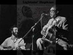 Lightnin' Hopkins - Jailhouse Blues