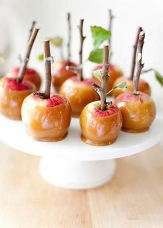 Don't forget the apples if you're having a fairy tale or Snow White themed birthday party.