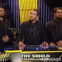 Belive in The Shield!!! Seth Rollins, Roman Reigns, Dean Ambrose, WWE