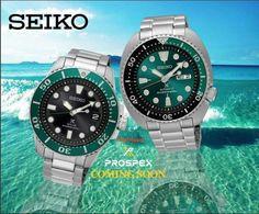 Seiko Blue Lagoon Divers
