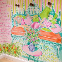 Lily Dressing Room