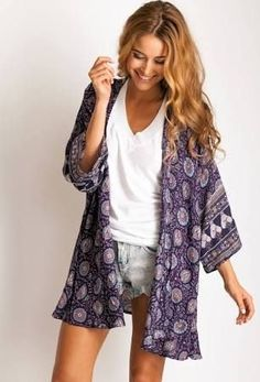 40 Kimonos to Throw over Any Top ...