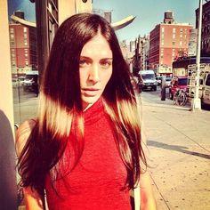 Splashlights: The new Ombré Hair-Color Trend | Valley Girl #splashlights #horizontalhighlights