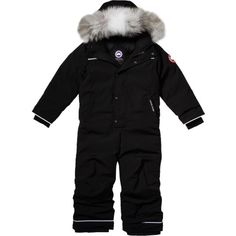 Canada Goose Grizzly Snow Suit - Toddler Boys\\\'
