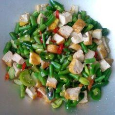 Vegetable & tofu