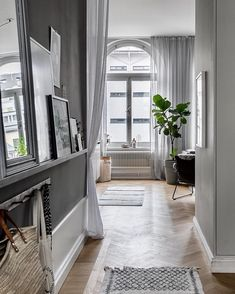 """4,328 Likes, 22 Comments - my scandinavian home (@myscandinavianhome) on Instagram: """"I'd love to be greeted by this scene when I walk through the door each day, how about you?! See the…"""""""