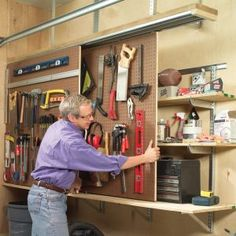 Six small shop solutions woodworking гараж мастерская, гараж Woodworking Shop Layout, Woodworking Workshop, Popular Woodworking, Woodworking Jigs, Woodworking Projects, Woodworking Supplies, Woodworking Classes, Youtube Woodworking, Woodworking Basics