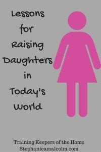 Raising daughters, Christian Parenting, Modesty, Secret Keeper Girls,