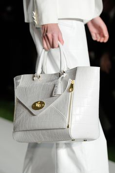 A closer look at Mulberry Spring Summer 2013 on the catwalk