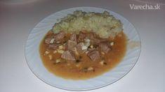 Falošný španielsky vtáčik (fotorecept) Risotto, Ale, Meat, Ethnic Recipes, Food, Ale Beer, Essen, Meals, Yemek