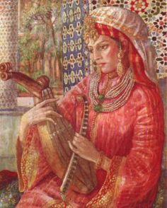 Broderie marocaine