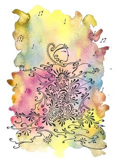 "La danse du prince : inspiration par ""TillyfoO"""