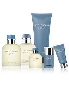 b775e0b74f9342 DOLCE Light Blue Pour Homme Fragrance Collection - Cologne  amp  Grooming -  Beauty - Macy s