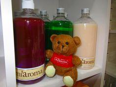 "Detergentes , lavavajillas, jabones , champús ""a granel"" #higiene #limpieza #ositos #hogar"