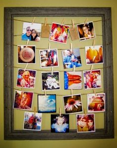 Great picture display (Shutterfly via Google+ using 4 x 4 pictures)