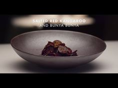 Chef Ben Shewry Red Kangaroo, Chef's Table, Serving Bowls, Crying, Tableware, Food, Dinnerware, Tablewares, Essen