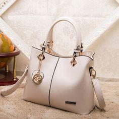 European Style Women Shoulder Satchel Female Bag Women Leather Bag High Quality Women Leather Handbags Ladies Vintage Handbag
