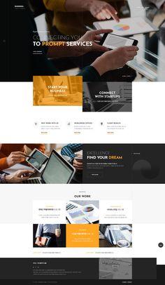 I will design a professional wordpress website Website Design Inspiration, Website Design Layout, Web Layout, Layout Design, News Web Design, Web Design Services, Web Design Trends, Page Design, Pag Web