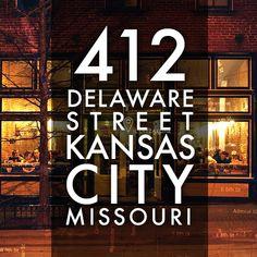 HOURS Mon – Sat: 11:00 am – 1:30 am Sun: 11:00 am – 12:00 am View our menu 412 Delaware St, KansasCity, MO 64105 816.541.3695 HOURS Mon – Thu: 11:00 am – 9:00 pm Fri – Sat: 11:00 am – 10:00 pm Sun: 11:00 am – 9:00 pm View our menu 1628 Frederick Ave, StJoseph, …
