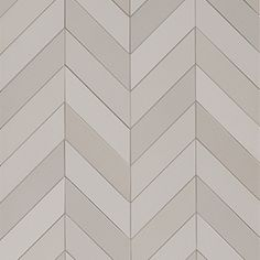 Mews - Fog - Small Chevron - Porcelain Tile Stone Source