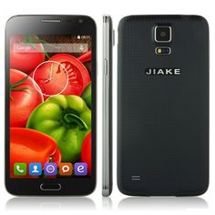 Jiake G900W 5 Zoll Quad Core MTK6582 Android 4.4 1GB GPS WiFi 8GB Smartphone