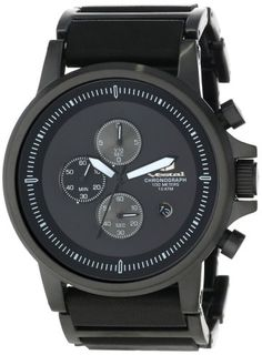 Men's Wrist Watches - Vestal Mens PLE038 Plexi Black Lume Watch ** Learn more by visiting the image link. (This is an Amazon affiliate link)