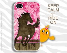 Horse iPhone Case Cover 4 & 5 Samsung s3 s4 by ChickieCards, $28.98