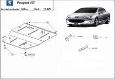 Scut motor metalic Peugeot 407 Scutul protejeaza motorul si cutia de viteze. Piesa este noua si se potriveste perfect pentru toate tipurile de motorizari de Peugeot 407 fabricat dupa 2004.  http://www.scutmotormetalic.ro/cumpara-scut-motor-metalic-peugeot-407-186.html