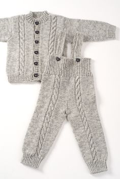 Nordic Yarns and Design since 1928 Easy Knitting Patterns, Knitting For Kids, Free Knitting, Baby Knitting, Crochet Slippers, Knit Crochet, Baby Dungarees, Knitted Baby Clothes, Little Boy Outfits