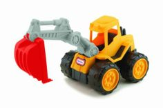 Little Tikes Dirt Diggers 2-in-1  Excavator by Little Tikes. $12.88. From the Manufacturer                Little Tikes Celebrates every stage of childhood by making time-tested and parent trusted toys.  We're committed to making quality, classic and durable toys that encourage learning and discovery through active, social and creative play. Little Tikes. Built for the way kids play.                                    Product Description                Features:  Rugged, plas...